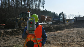 Drones are Revolutionising Land Surveying Projects.