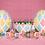 Thumbnail: Easter Egg Trio  |  Digital Background