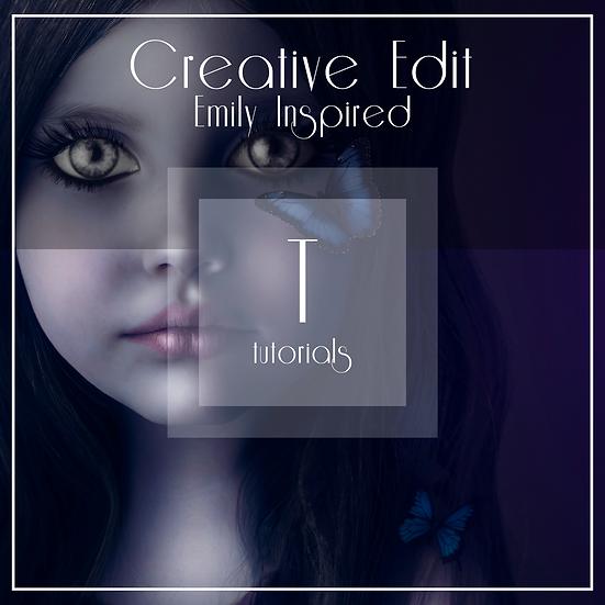 Emily Inspired  -  Creative Tutorial
