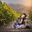 Thumbnail: Sunflower Field Digital Background Collection