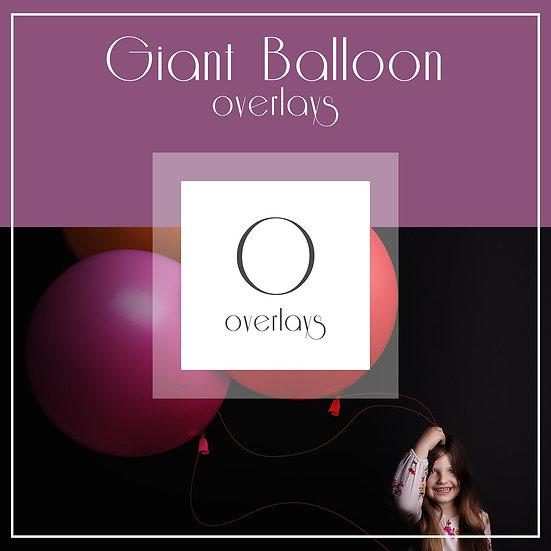 Giant Balloon Overlays