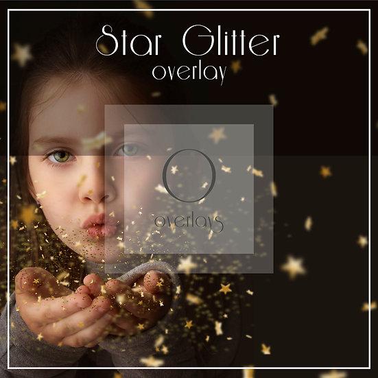 Star Glitter  -  Overlay