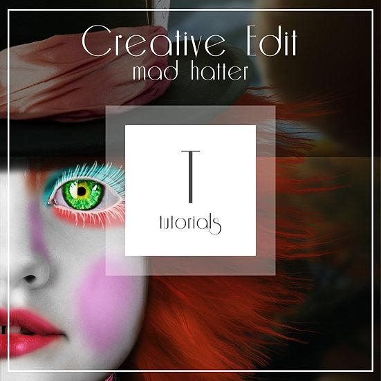 Mad Hatter - Creative Tutorial