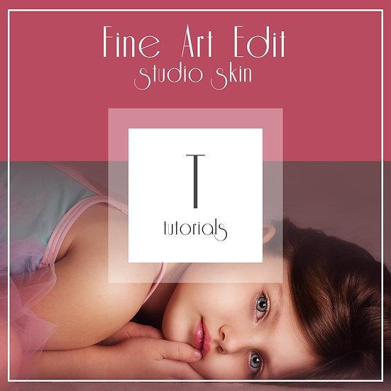 Studio Skin - Fine Art Edit