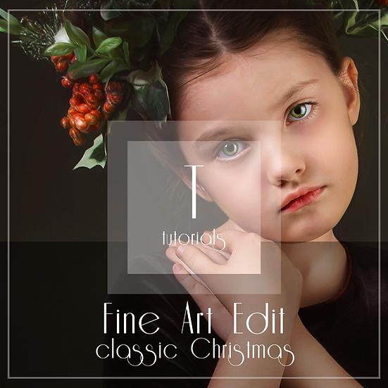 Classic Christmas  -  Fine Art Edit