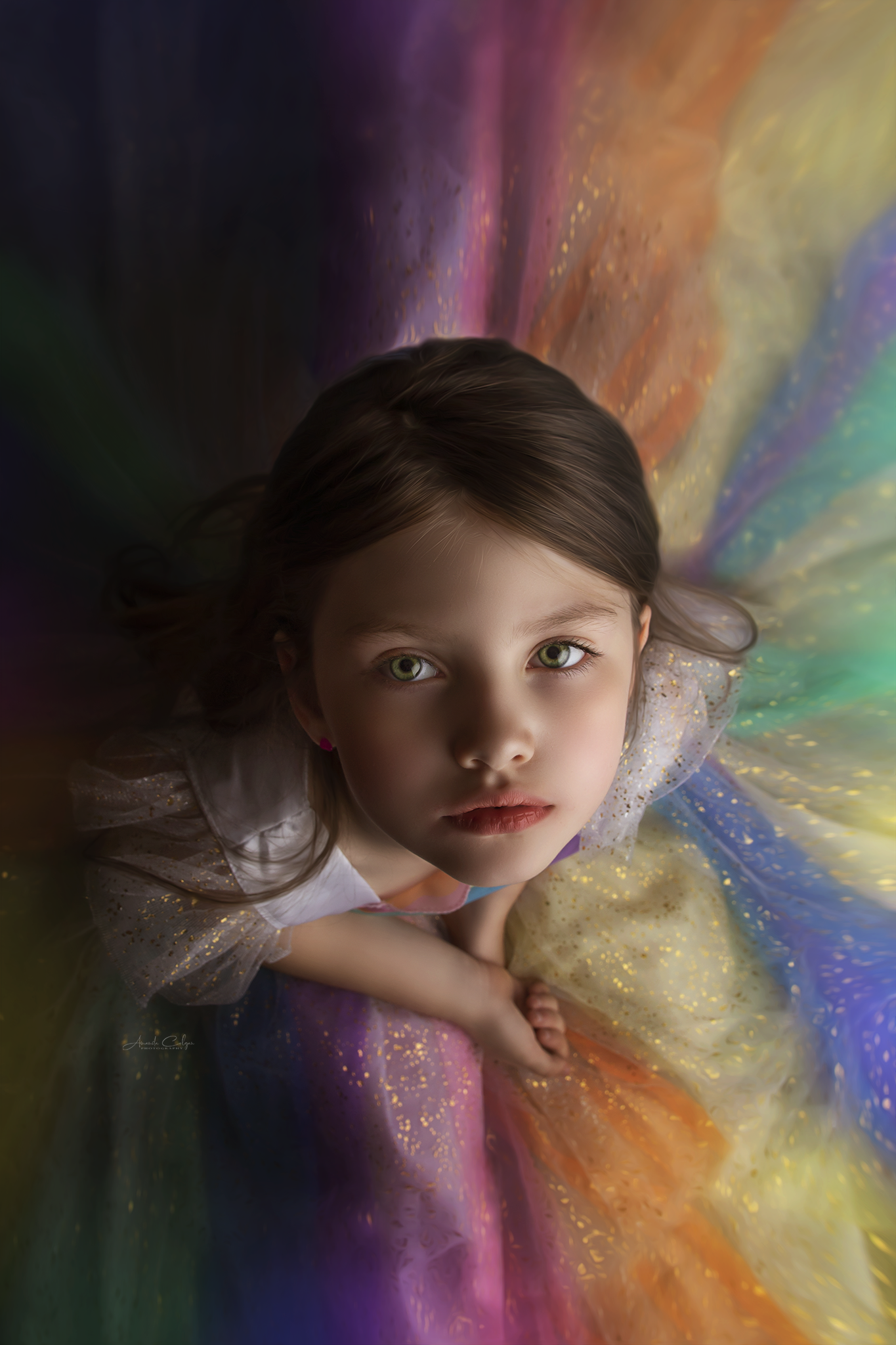 Fine Art Children's Portraiture