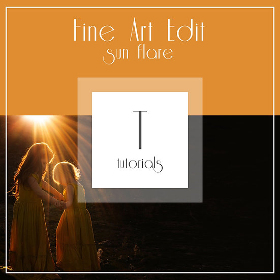 Sunflare - Fine Art Edit