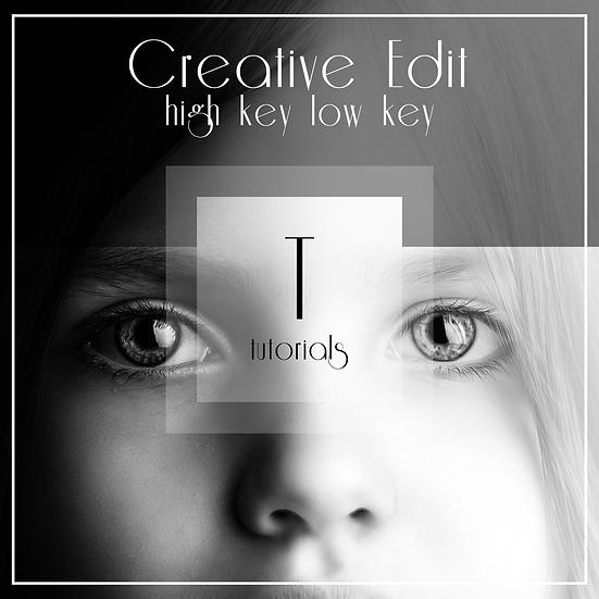 High Key Low Key - Creative Tutorial