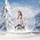 Thumbnail: Snowflake  -  Brush Set