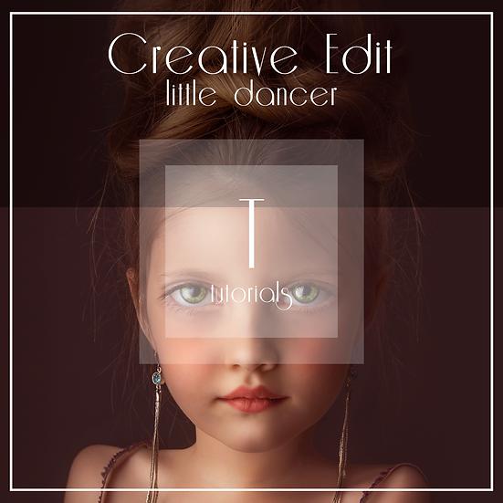 Little Dancer  -  Creative Tutorial