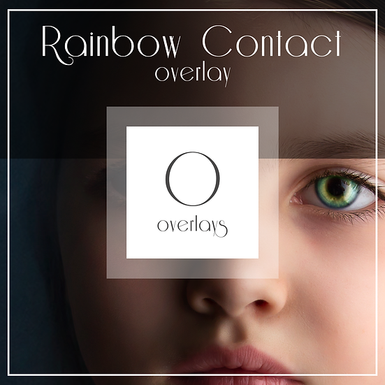 Rainbow Contact  -  Overlay