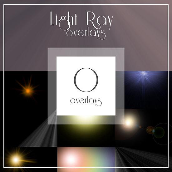 Light Ray - Overlays
