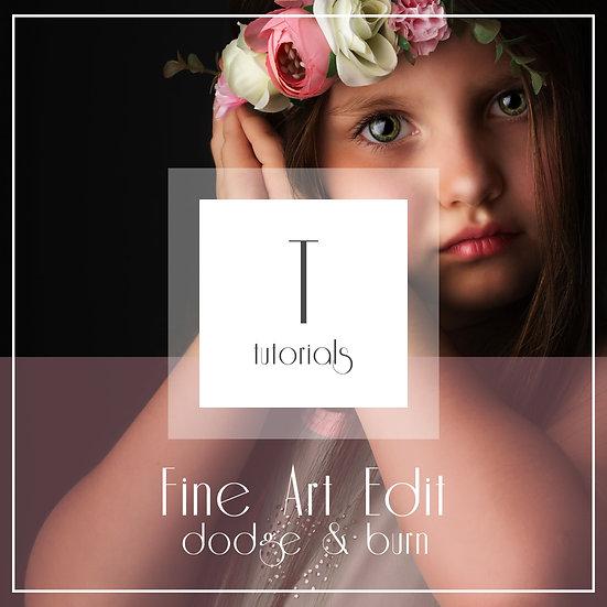 Dodge & Burn - Fine Art Edit