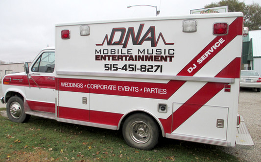 DNA Music Entertainment