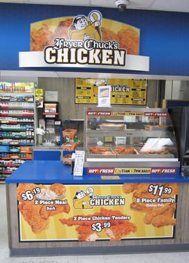Fryer Chuck's Chicken