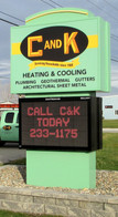 C and K Heating & Cooling