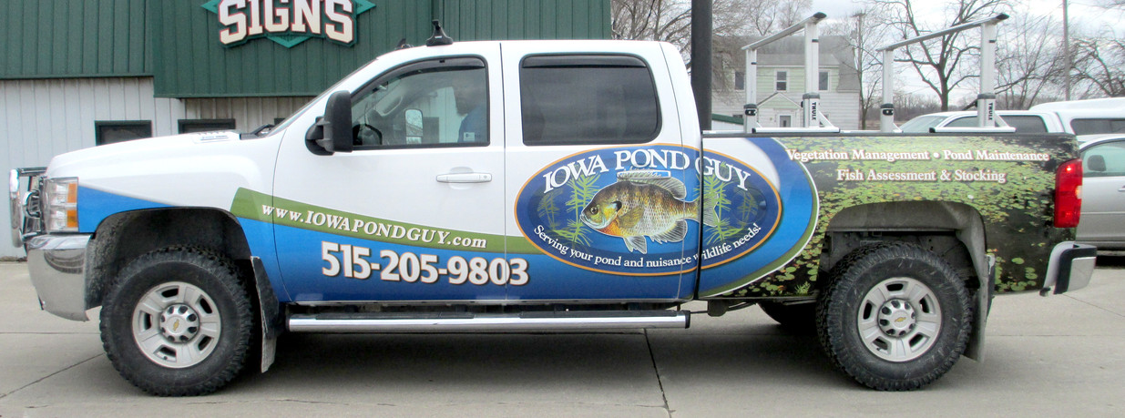 Iowa Pond Guy