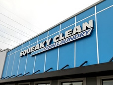 Squeaky Clean Coin Laundry