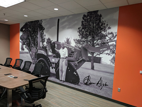 Ditch Witch Conference Room
