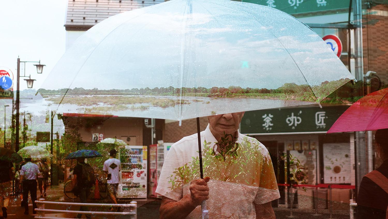 Temporada de lluvias en Veracruz y Hyakunincho