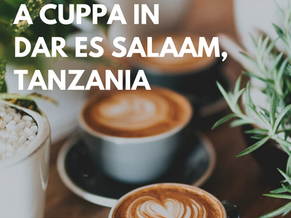 BEAN THERE - Great cafe's to try out in Dar es Salaam