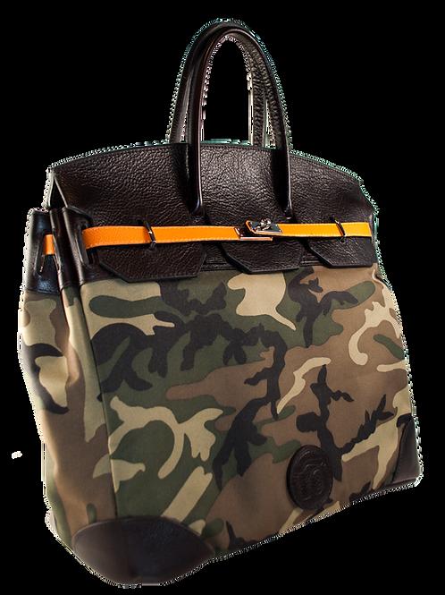 Camo Courier Bag