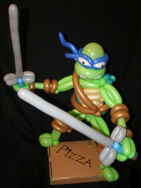 Ninja Turtle Decor