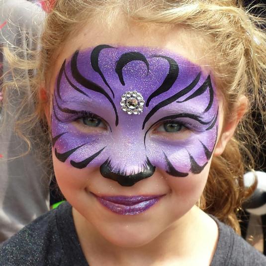 Tigress Princess quick design