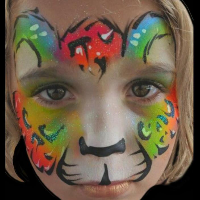 Rainbow Cheetah