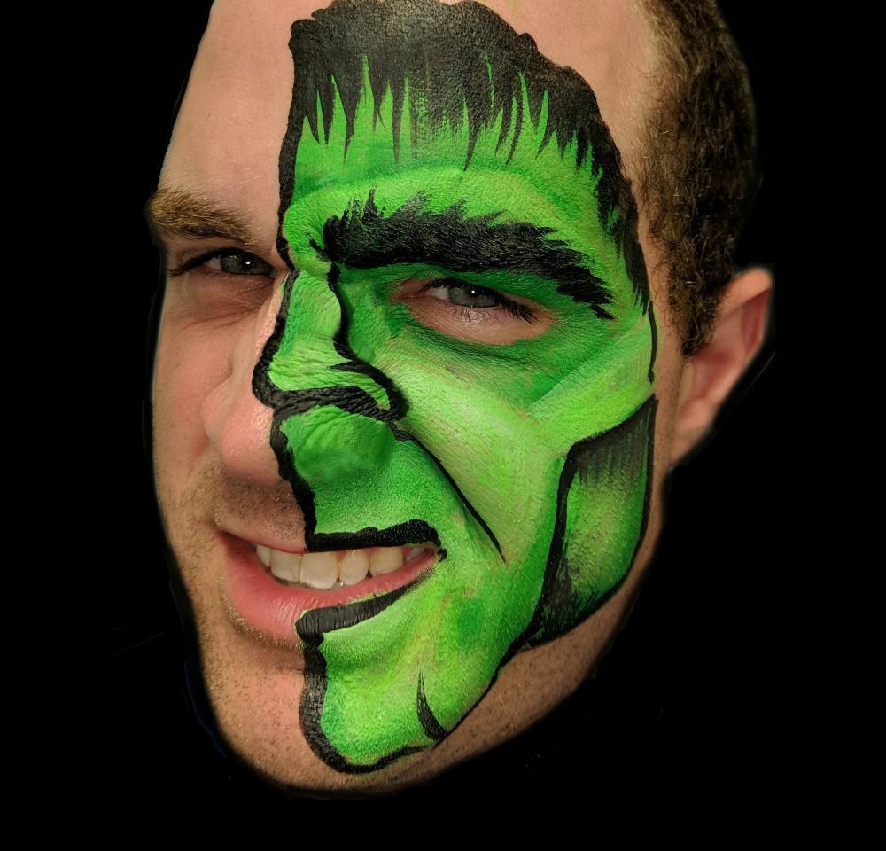Hulk Half