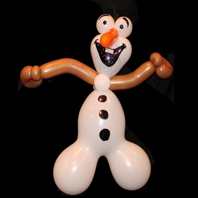 Huggable Olaf!