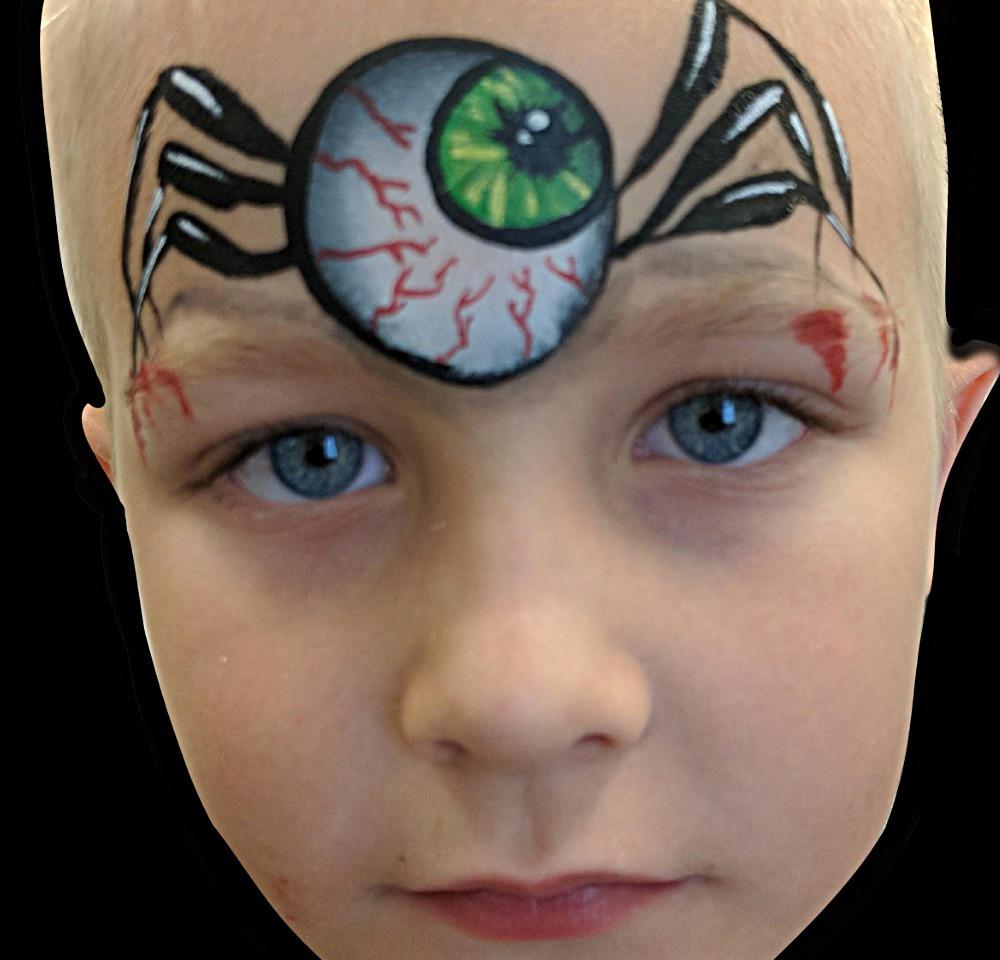Eye Spider quick design