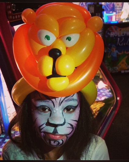 Lion Hat!