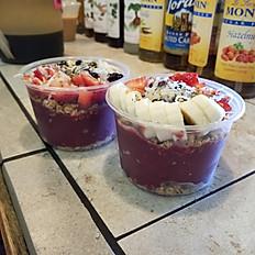 Small Acai or Pitaya bowls