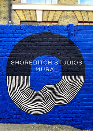Shoreditch Studios Mural