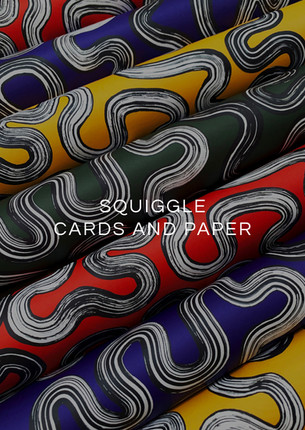 Squiggle Paper