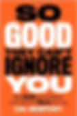 """""""So Good They Can't Ignore You"""" Cal Newport"""