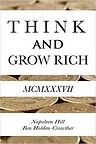 """Think and Grow Rich"" Napoleon Hill, Ben Holden-Crowther"