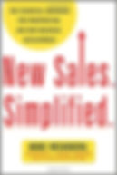 """""""New Sales Simplified"""" Mike Weimberg"""