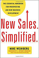 """New Sales Simplified"" Mike Weimberg"