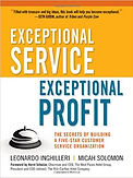 """""""Exceptional Service, Exceptional Profit"""" Leonardo Inghilleri"""