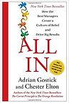 """""""All Inn"""" Adrian Gostick, Chester Elton"""