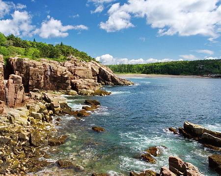 Coastal Maine - Acadia National Park