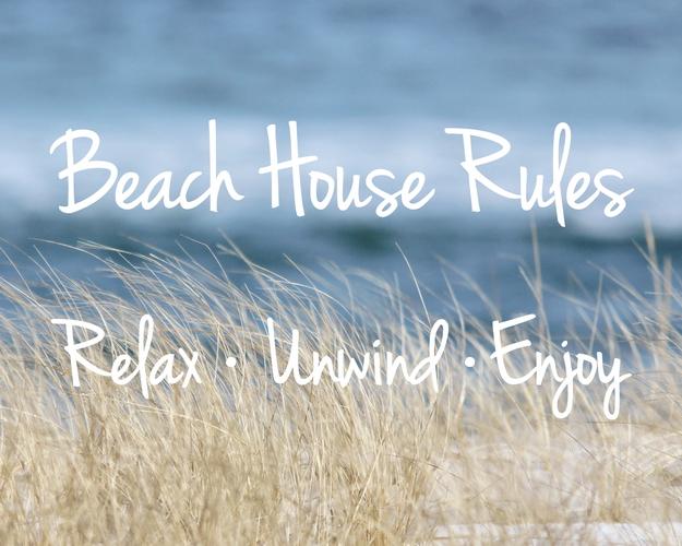 Beach House Rules 001_8x10_shop