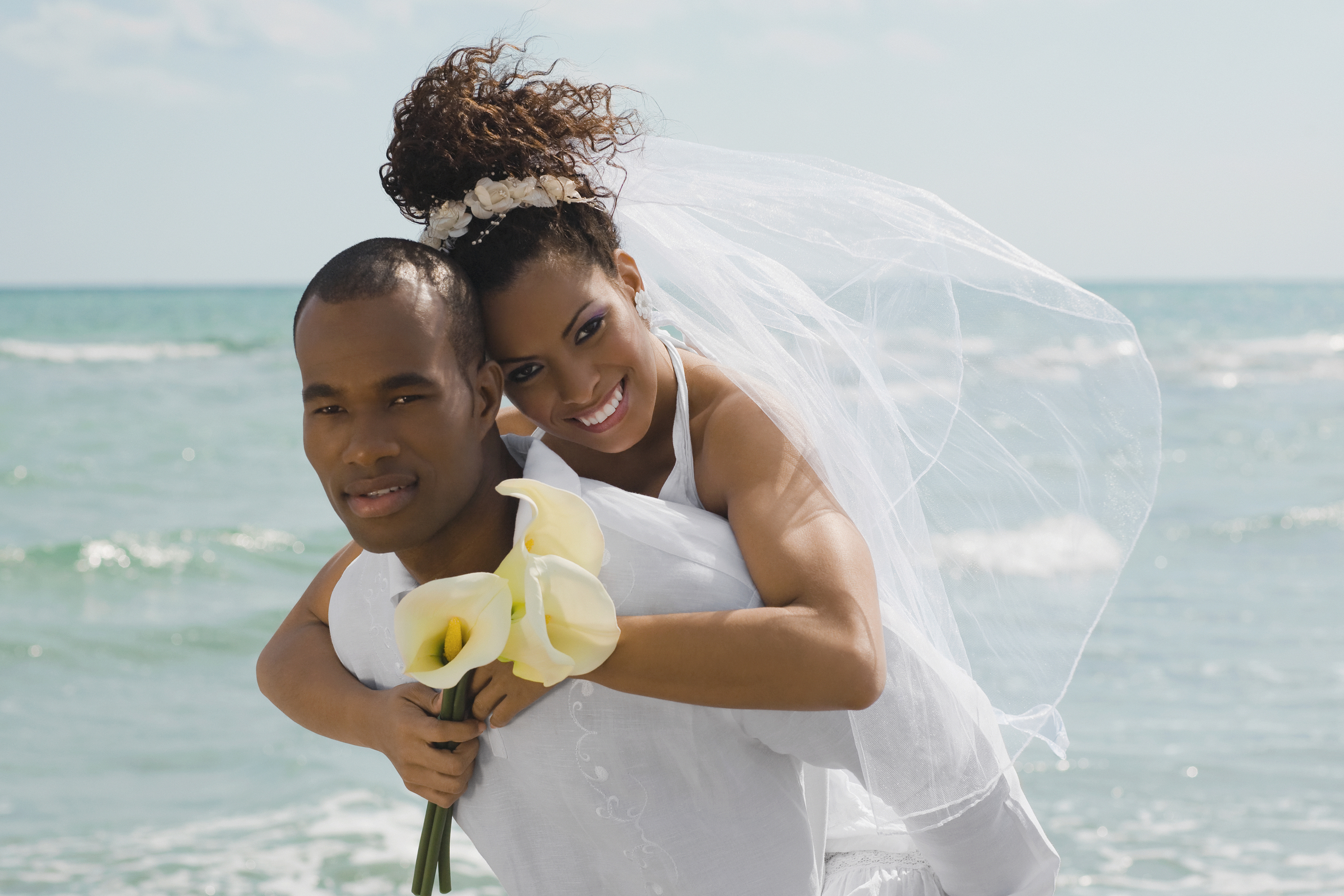 Multi-Ethnic Couple