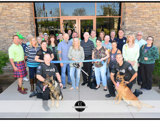 Paws4Law Murrieta Chamber of Commerce Ribbon Cutting