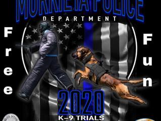 MPD K9 Trials February 2020