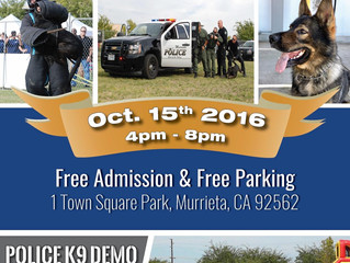 5th Annual Paws4Law Fundraiser - 2016