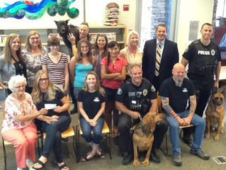 Murrieta City Library Fundraiser for Paws4Law
