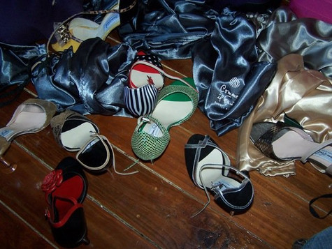 Tango Shoes and Objects of Desire